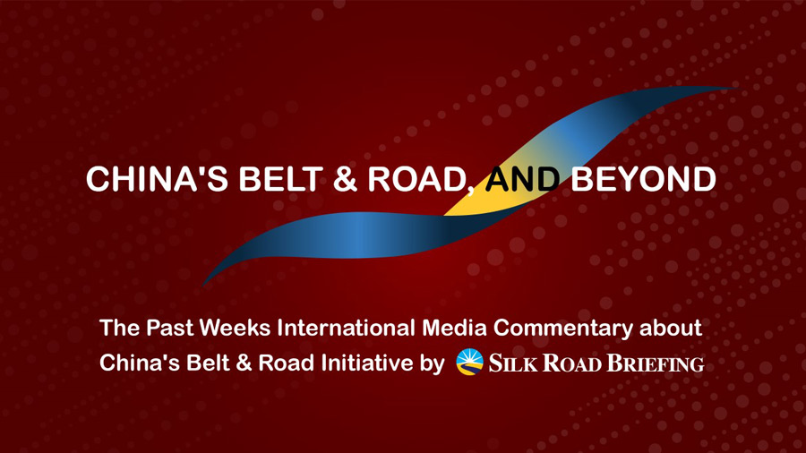 New Silk Road weekly banner